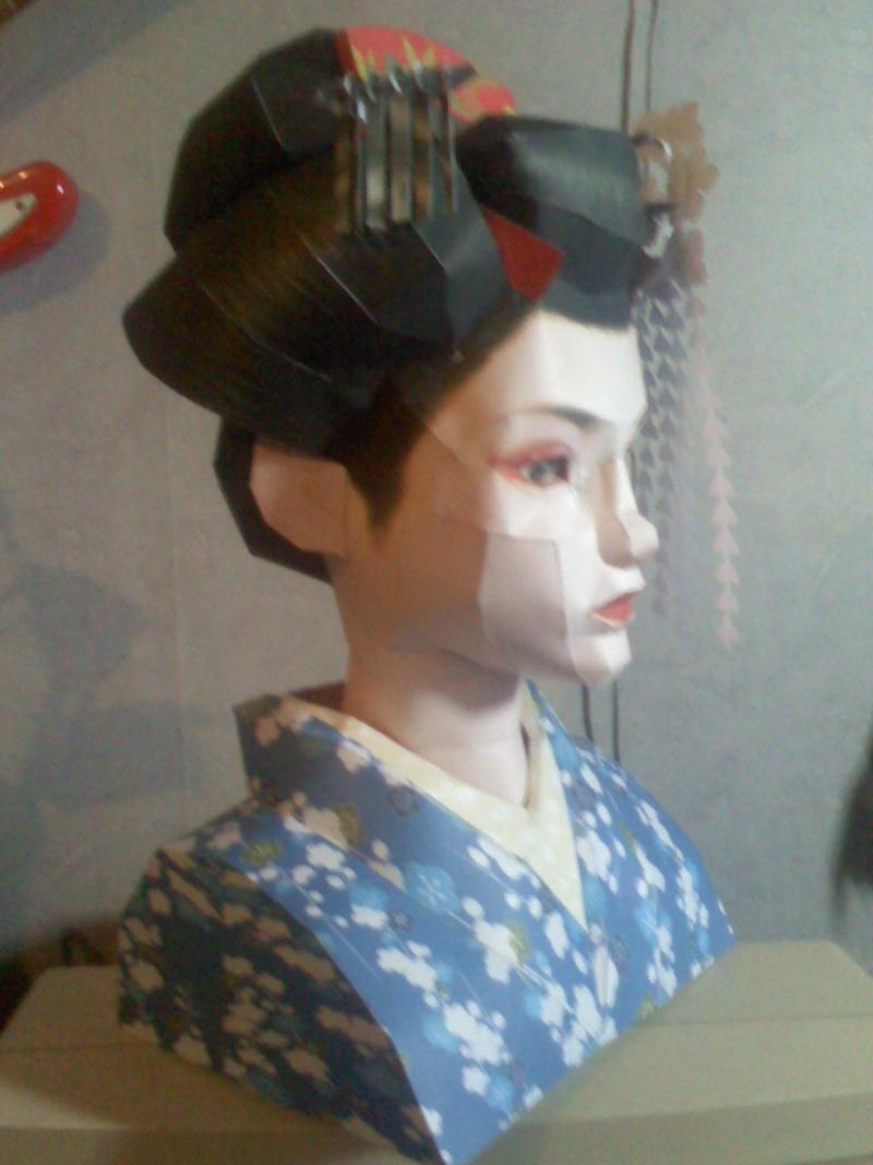 Buste de Geisha - Maiko San 23011312
