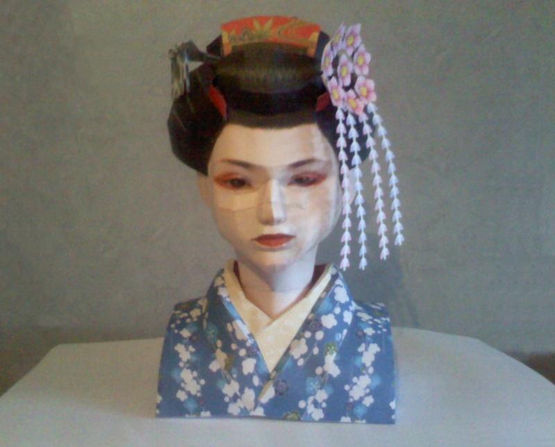 Buste de Geisha - Maiko San Maiko_10