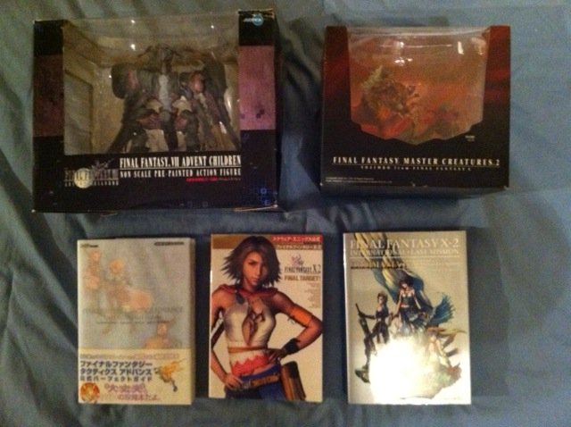 FF Museum - derniers arrivages WoFF, FFXIV, FFXV !  - Page 6 Photo148