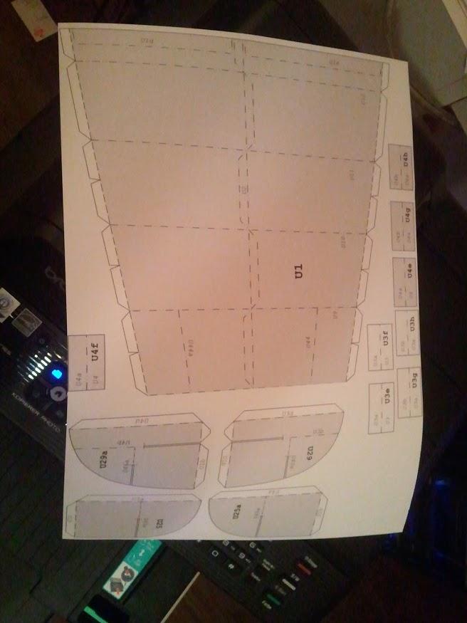 Mein Zweites Schiff hier Schlachtschiff Bismarck 1:100 - Seite 3 6fdba610
