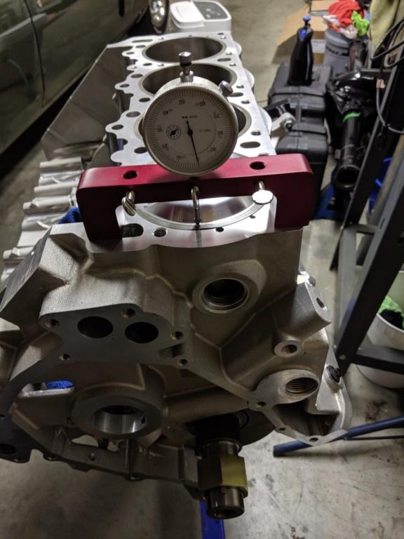 Projet 528 Hemi aluminium Piston12