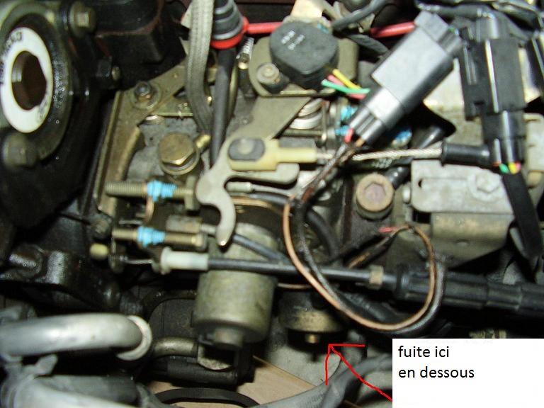 [ Ford escort 1.8 td 90ch an 1997 ] Fuite gazoil pompe injection (résolu) Lda15