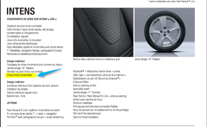 Commande Clio IV Intens Aramis Auto 2013-110