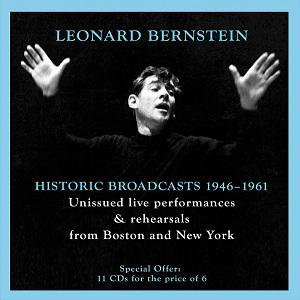 Leonard Bernstein (1918-1990) - Page 3 Bernst10