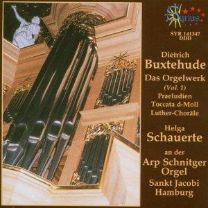 CD d'orgue très très bon pour le son Buxteh10