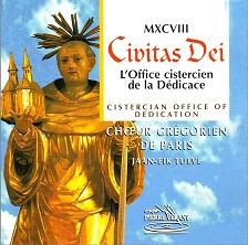 Monodie grégorienne - polyphonie médiévale Civita10