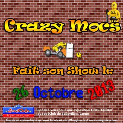 Le Blog de Crazy Mocs Lego2012