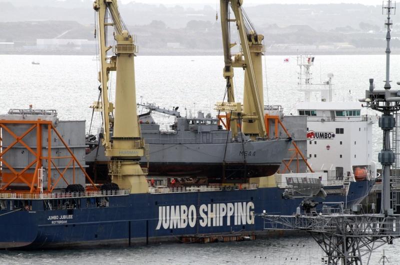 [Les ports militaires de métropole] Port de BREST - TOME 2 - Page 2 Jumbo_12