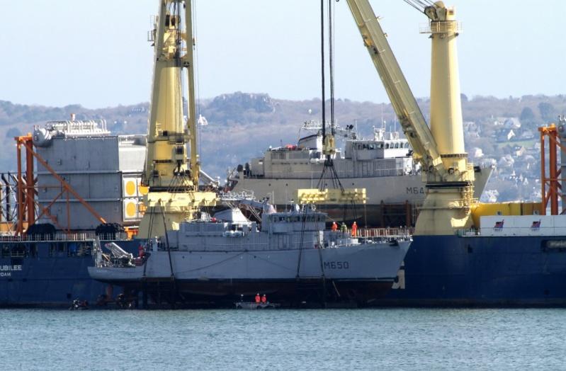 [Les ports militaires de métropole] Port de BREST - Page 2 Jumbo_14