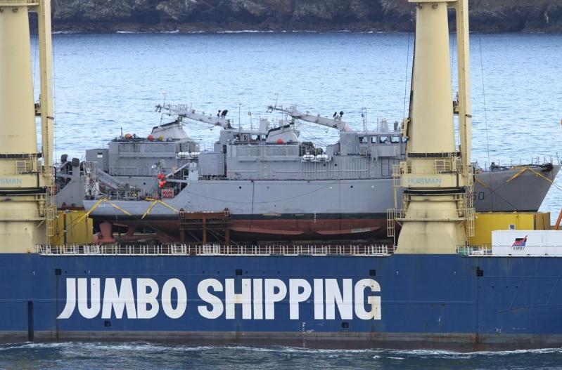 [Les ports militaires de métropole] Port de BREST - TOME 2 - Page 2 Jumbo_17