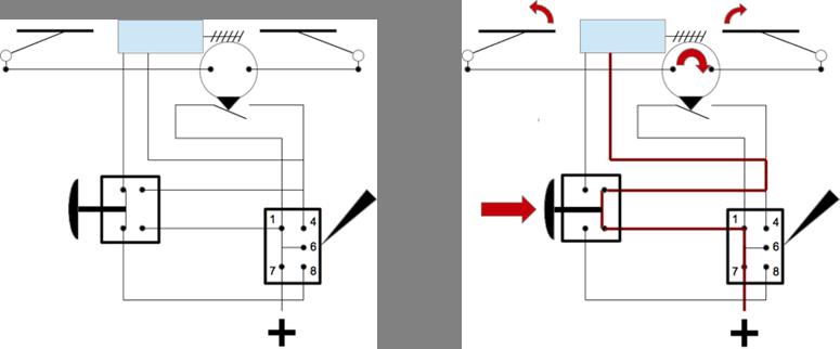 Essuie-glace - schéma électrique 3_pomp10