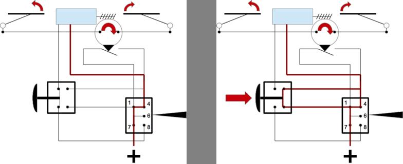Essuie-glace - schéma électrique 4_vite10