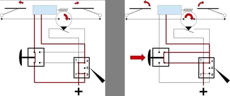 Essuie-glace - schéma électrique 5_vite10
