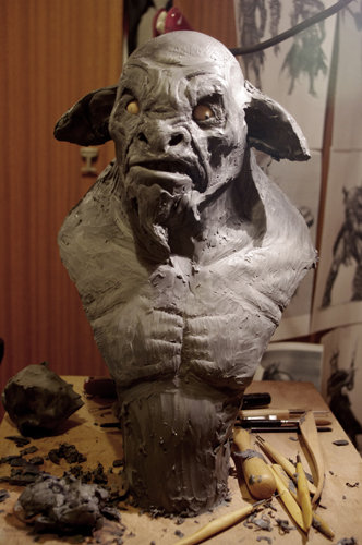 GOROTH, l'homme buffle Goroth19