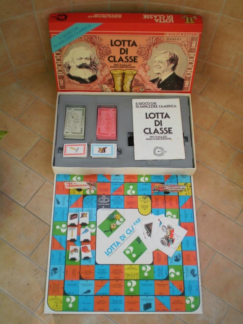 vendo Gioco in scatola mondadori lotta di classe 1979 completo P7100618