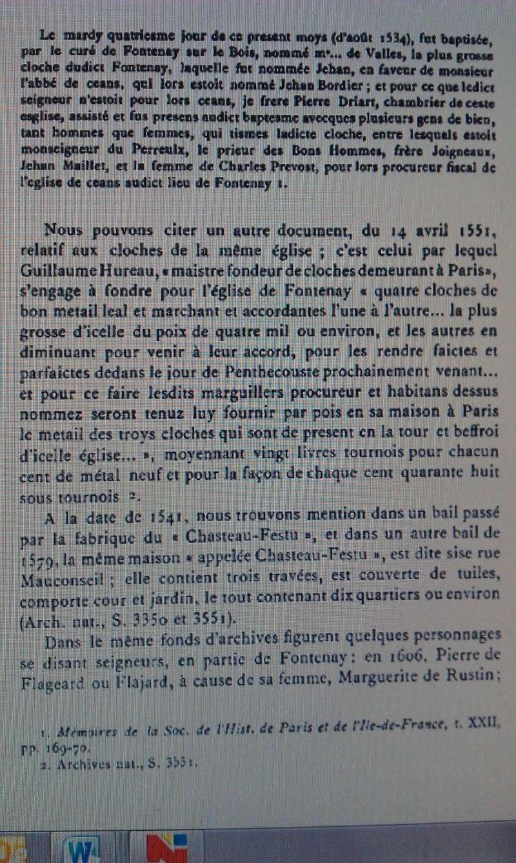 Les sablonnières de Fontenay : Approche historico-géologique Imag0310