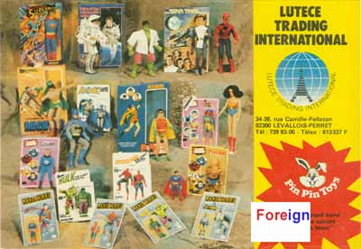 MEGO : poupées, figurines et le reste... Pin10