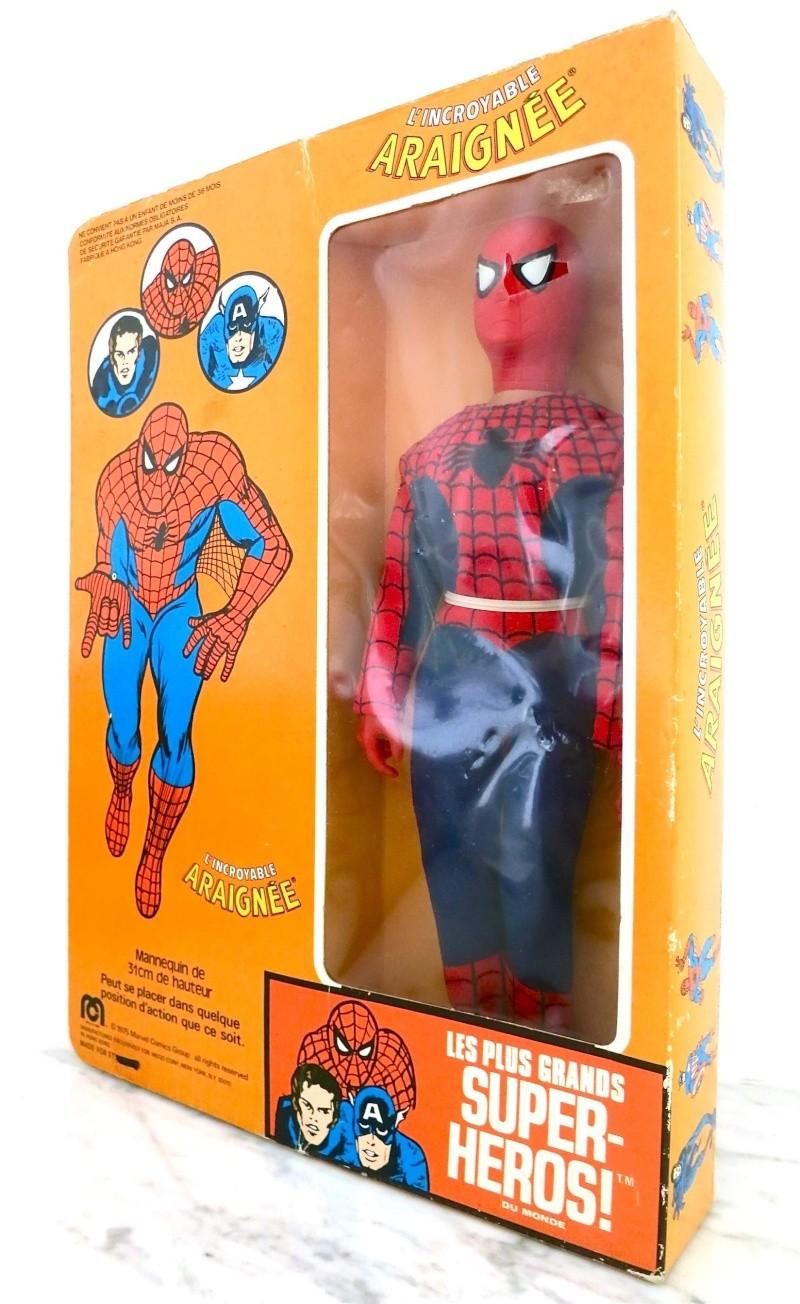 MEGO : poupées, figurines et le reste... Spidey18
