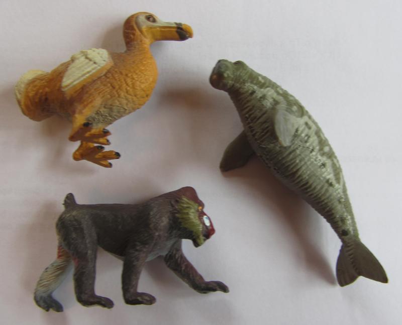 2 Club Earth extinct animals Dodo110