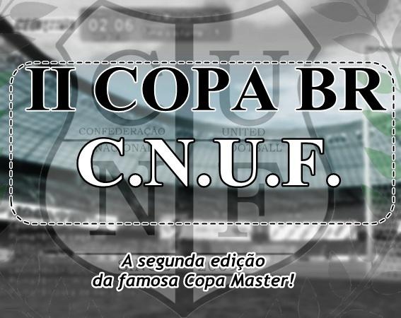 II Copa BR C.N.U.F. - INFORMAÇÕES Base110