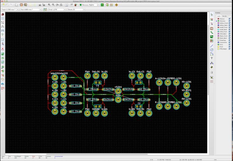 """Tuto Black Bomb Project - """"Créer ses propres circuit imprimé"""" Intégré Captur10"""