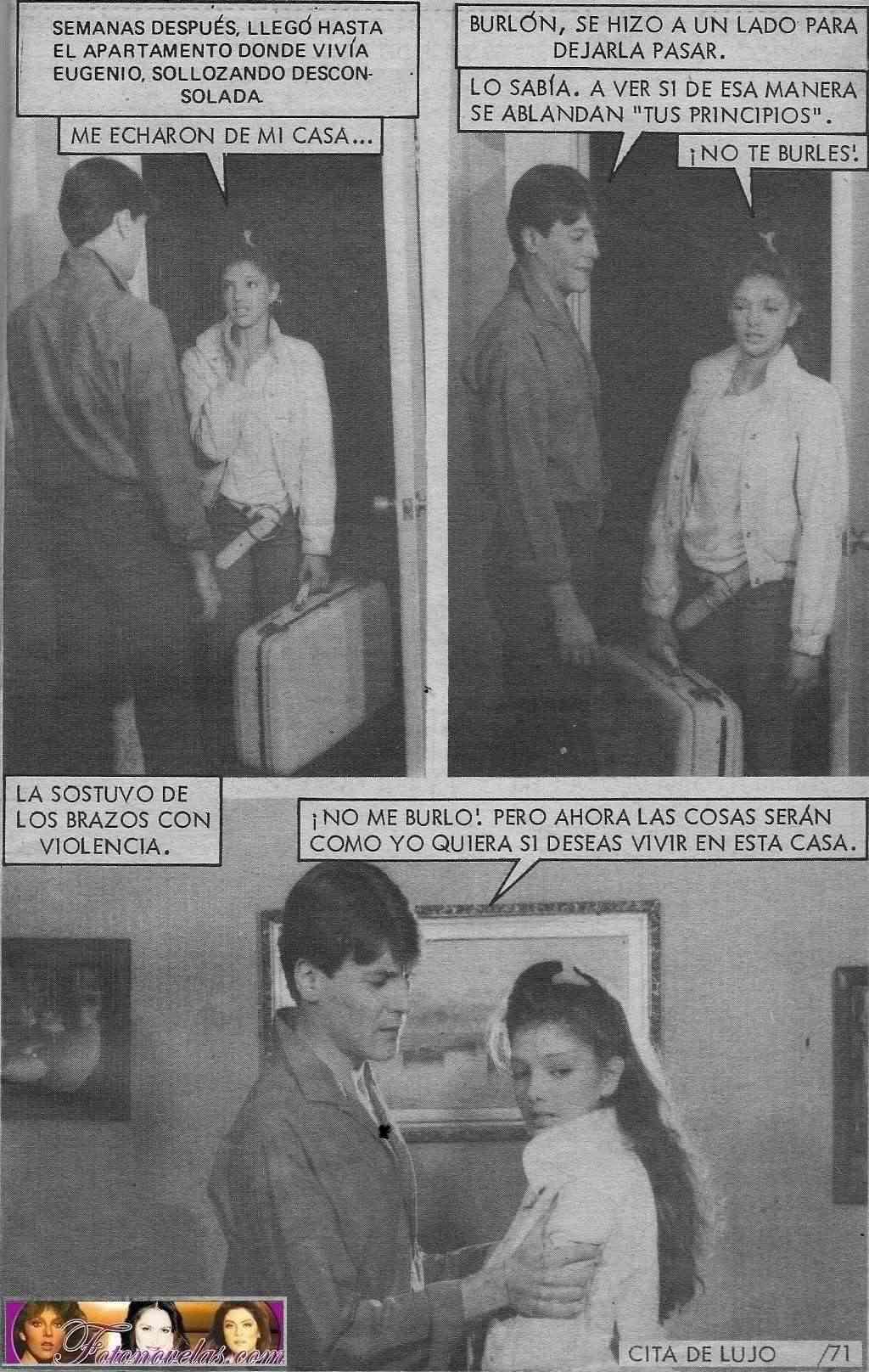 Galerija, Scanovi Escane71
