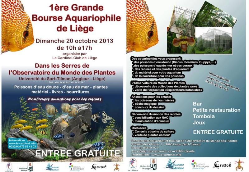 Grande Bourse Aquariophile de Liège - 20 octobre 2013 Flyer_13