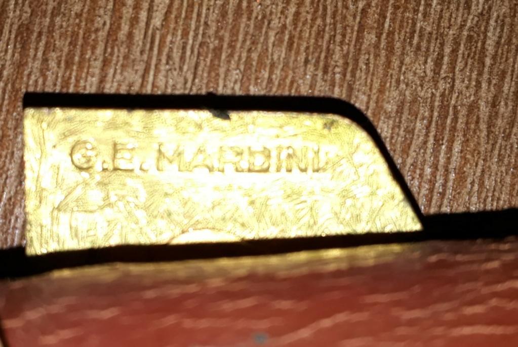 plaque identité libé/indo 20190956