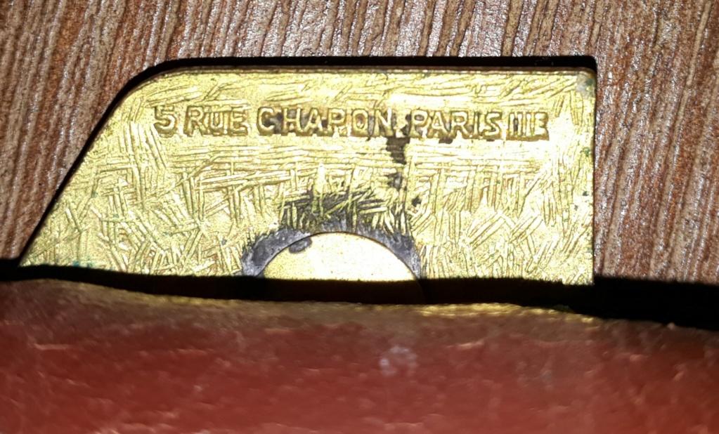 plaque identité libé/indo 20190957