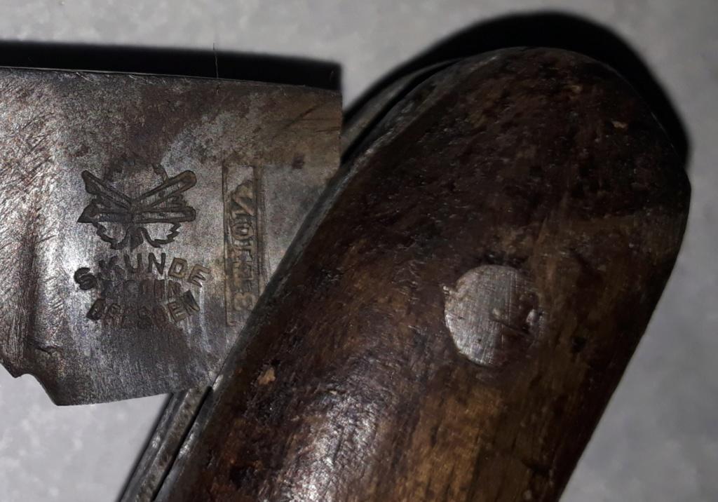 Petit couteau poche allemand  20190962