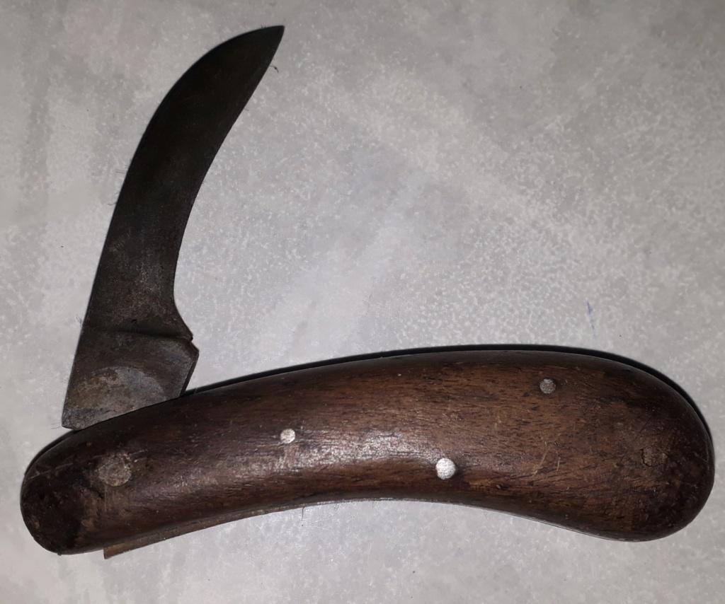 Petit couteau poche allemand  20190963