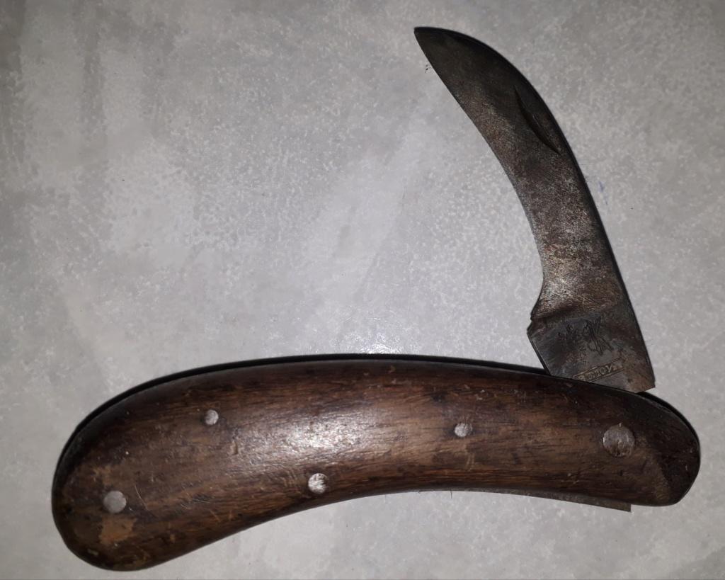 Petit couteau poche allemand  20190964