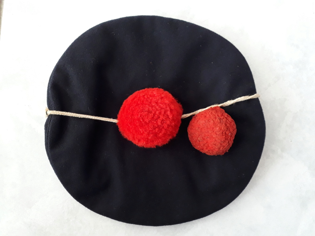 Taille pompon marin 20191060