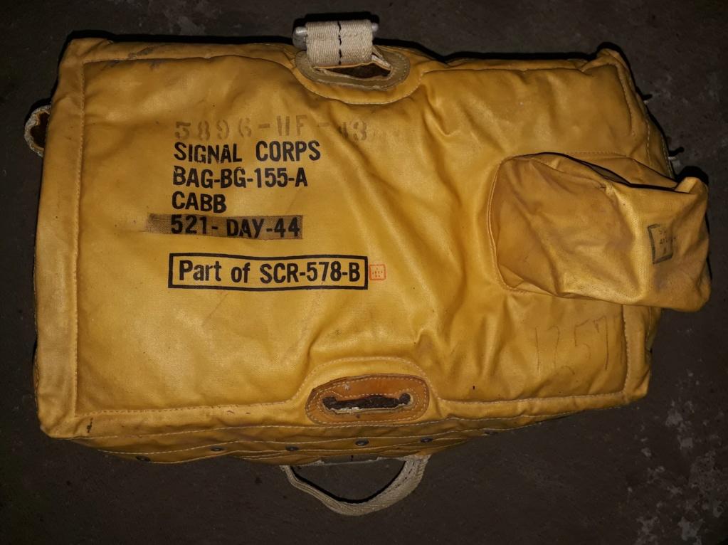 Sac radio USAAF 20191159