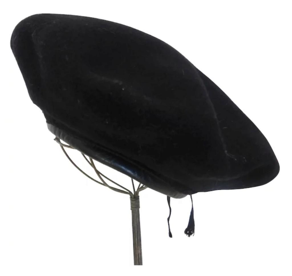 beret anglais tankiste  20191196