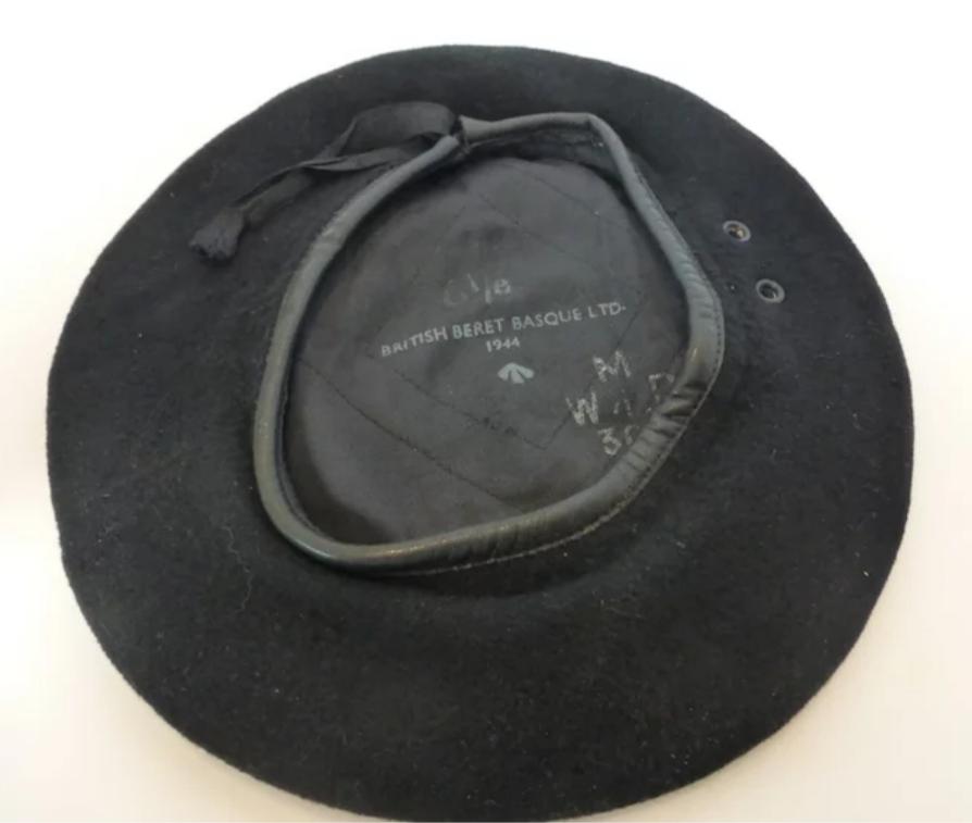 beret anglais tankiste  20191198