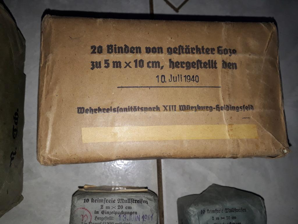 pansements allemands  20200910