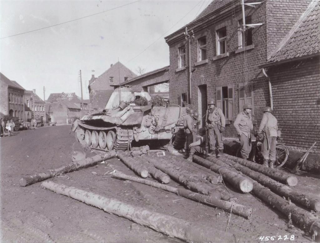 utilisation M41 arctic dans l'armée française de libération Nara0010