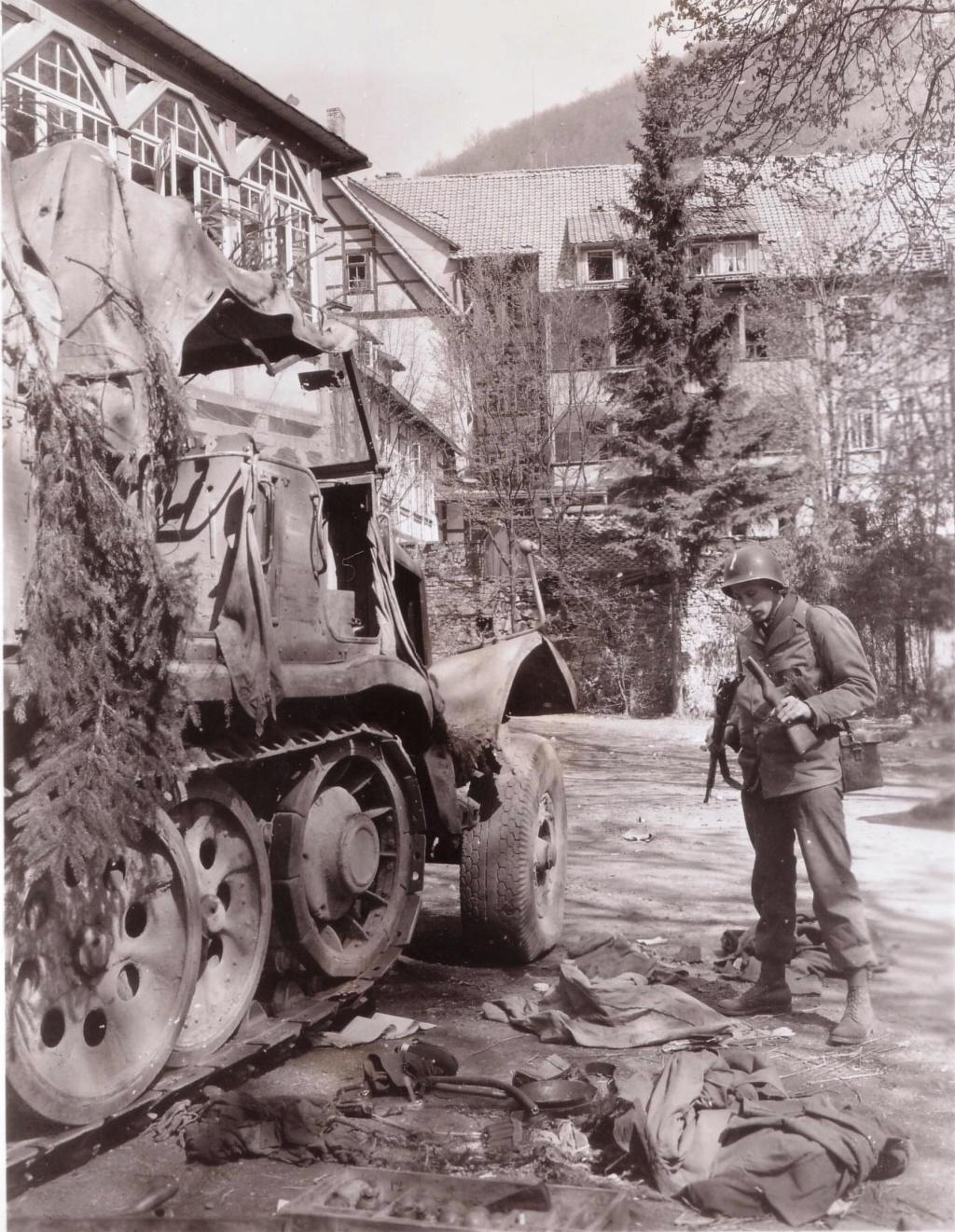 utilisation M41 arctic dans l'armée française de libération Nara1110