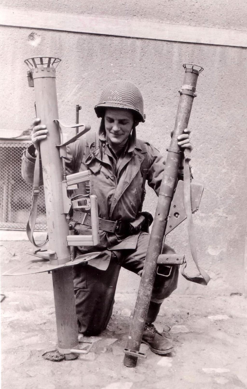 utilisation M41 arctic dans l'armée française de libération Nara1410
