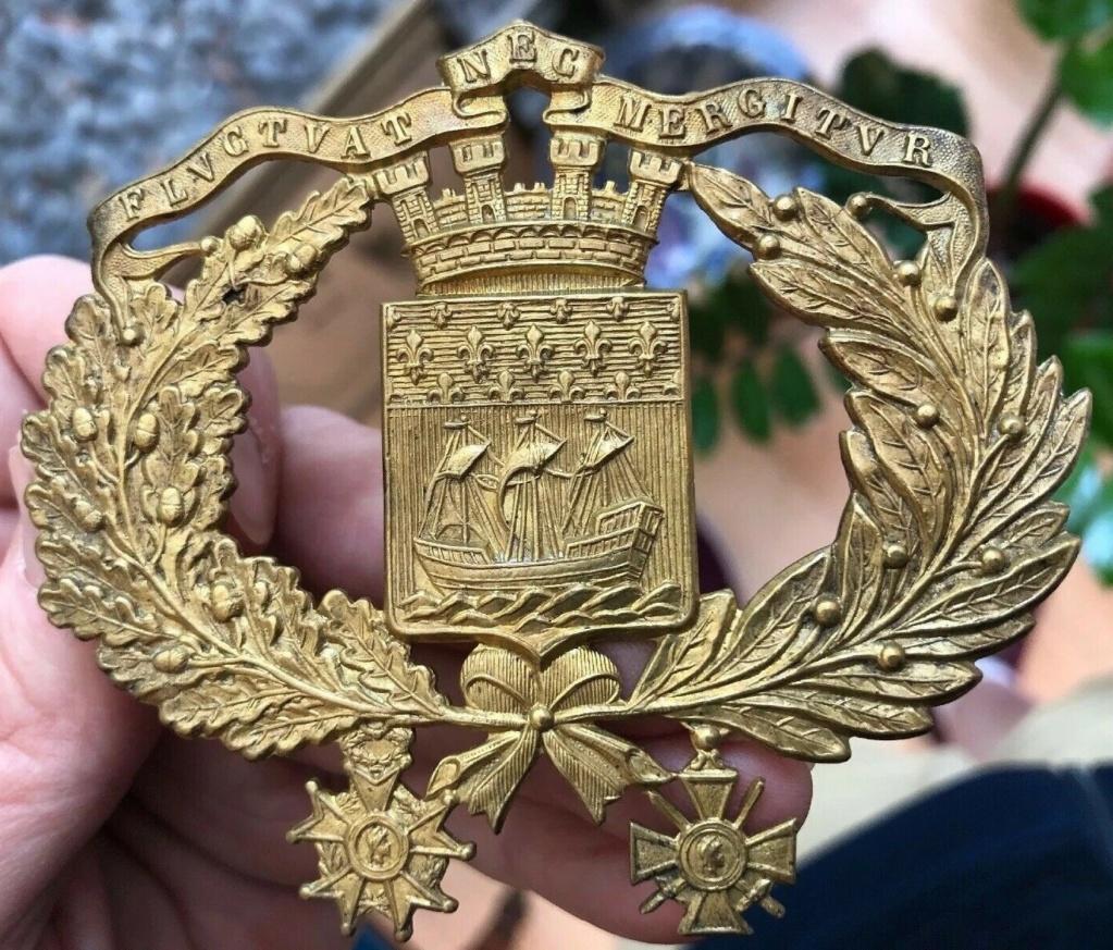 plaque ville de Paris S-l16021