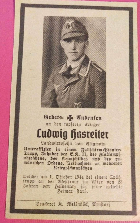 question avis de décès allemand S-l16028