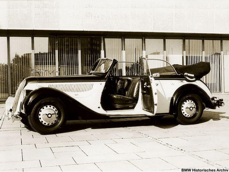 image de voiture ancienne Bmw-3310