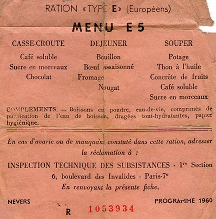 C'était presque du menu de chez Fauchon !!! Menu1910