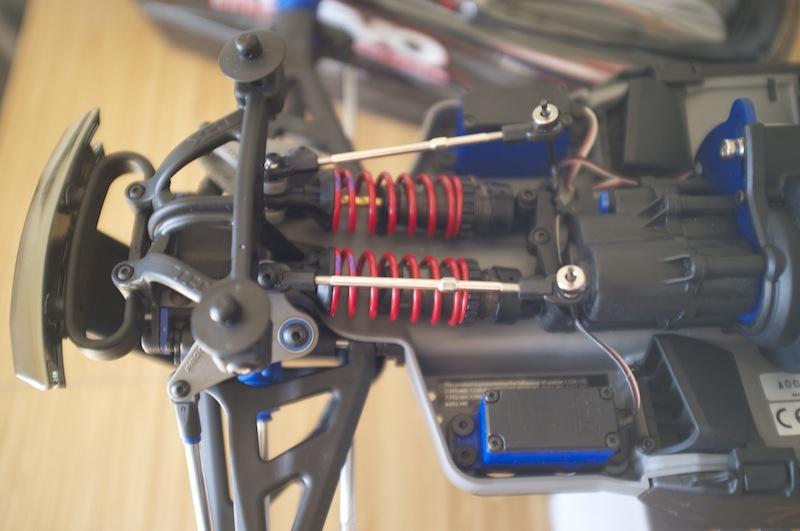 Mon E-Revo brushless Edition Projet Ultimate  Dscf3023