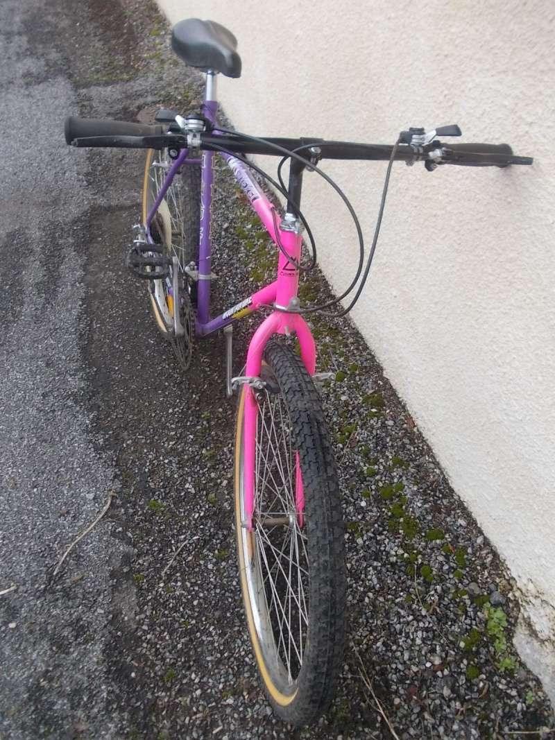 """VTT  B.HINAULT  """" Mountain Bike """" 18 v 1989  2014-115"""