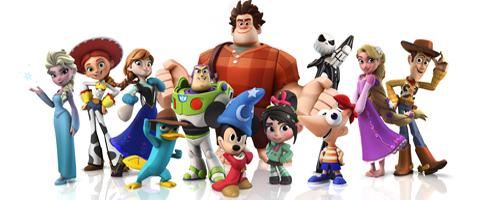 [Jeux vidéos] Disney Infinity (20 septembre 2013) - Page 9 Disney10