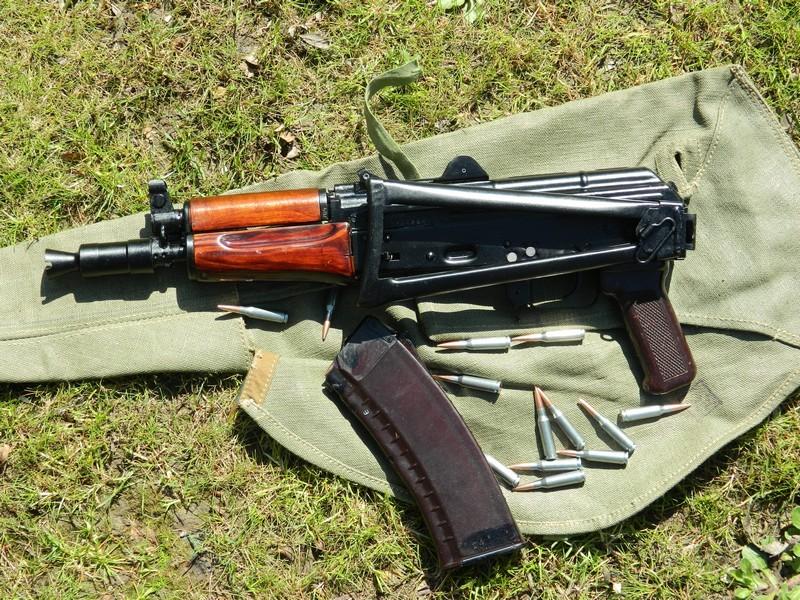 AKS-74U Krinkov 5,45x39 110