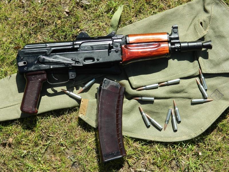 AKS-74U Krinkov 5,45x39 610