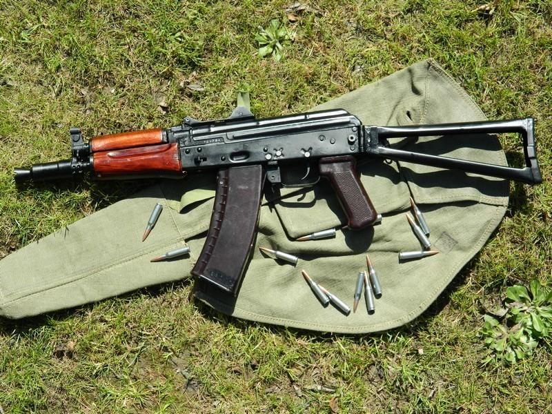 AKS-74U Krinkov 5,45x39 710